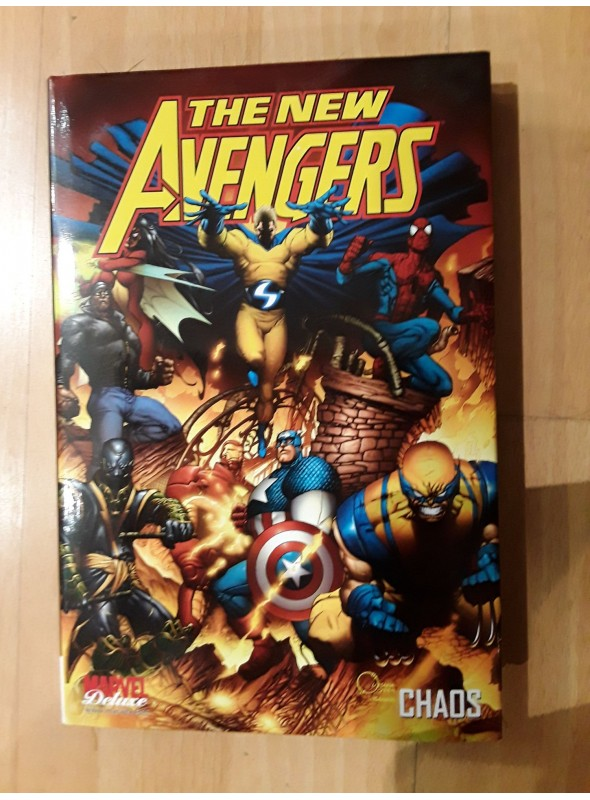 New Avengers tome 1